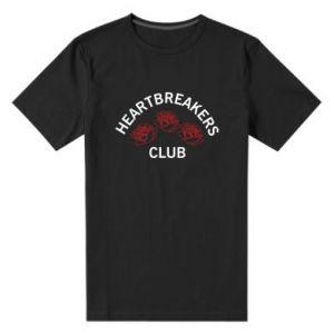 Męska premium koszulka Heartbreakers club