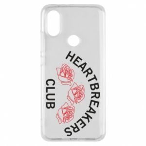 Etui na Xiaomi Mi A2 Heartbreakers club