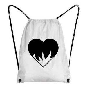 Plecak-worek Heartburning