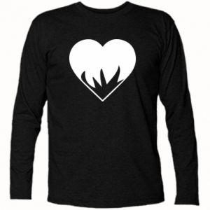 Koszulka z długim rękawem Heartburning