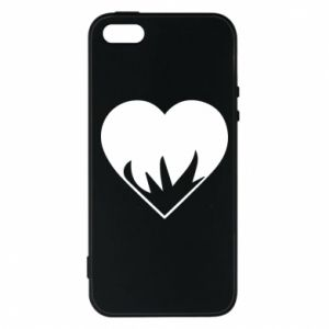 Etui na iPhone 5/5S/SE Heartburning