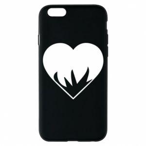 Etui na iPhone 6/6S Heartburning
