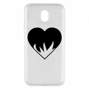 Etui na Samsung J5 2017 Heartburning