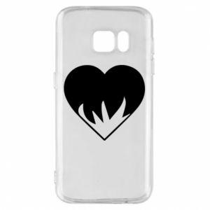 Etui na Samsung S7 Heartburning