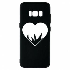 Etui na Samsung S8 Heartburning