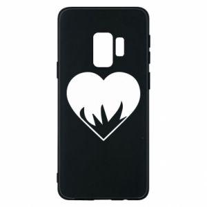 Etui na Samsung S9 Heartburning
