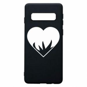 Etui na Samsung S10 Heartburning