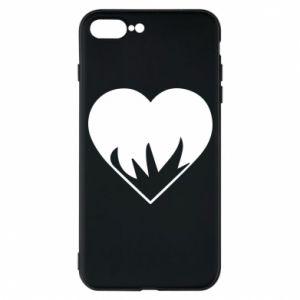 Etui na iPhone 7 Plus Heartburning