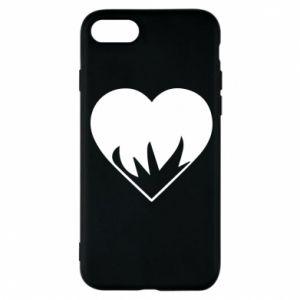 Etui na iPhone 8 Heartburning