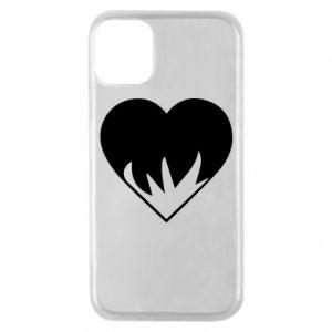 Etui na iPhone 11 Pro Heartburning
