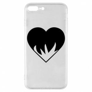 Etui na iPhone 8 Plus Heartburning