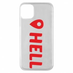 Etui na iPhone 11 Pro Hell is here