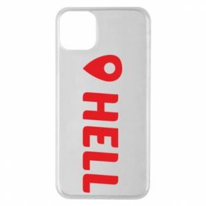 Etui na iPhone 11 Pro Max Hell is here