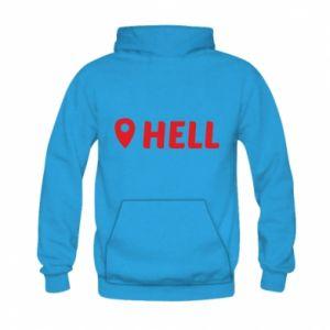 Kid's hoodie Hell is here