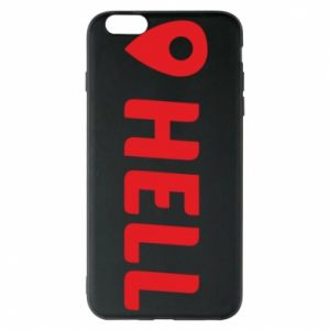 Etui na iPhone 6 Plus/6S Plus Hell is here