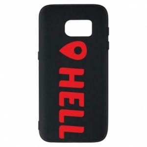 Etui na Samsung S7 Hell is here