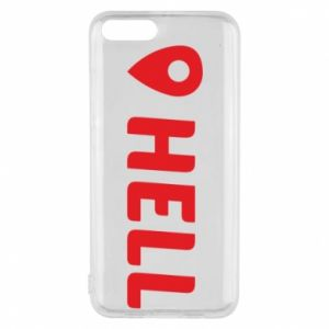 Phone case for Xiaomi Mi6 Hell is here