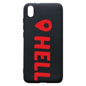 Etui na Xiaomi Redmi 7A Hell is here