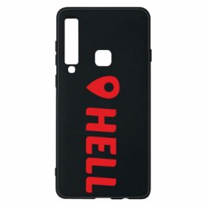 Phone case for Samsung A9 2018 Hell is here