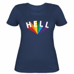 Koszulka damska HELL