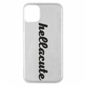 Etui na iPhone 11 Pro Hellacute