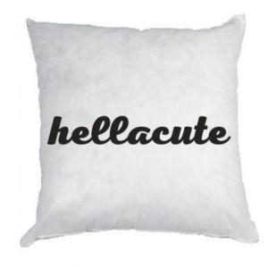 Poduszka Hellacute