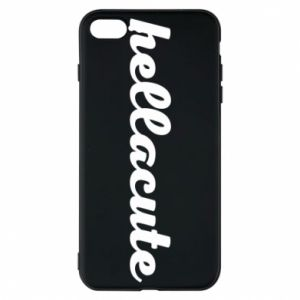 Etui do iPhone 7 Plus Hellacute