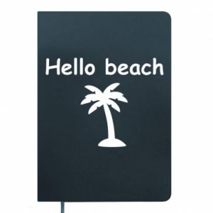 Notes Hello beach
