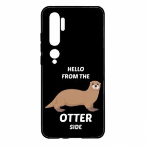 Etui na Xiaomi Mi Note 10 Hello from the otter side