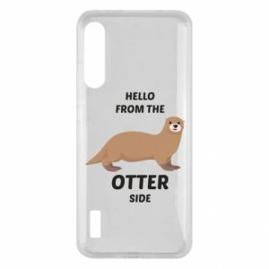 Etui na Xiaomi Mi A3 Hello from the otter side