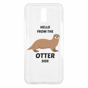 Etui na Nokia 2.3 Hello from the otter side