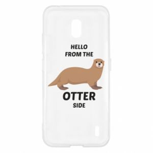 Etui na Nokia 2.2 Hello from the otter side