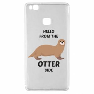 Etui na Huawei P9 Lite Hello from the otter side