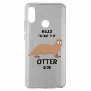 Etui na Huawei Honor 10 Lite Hello from the otter side