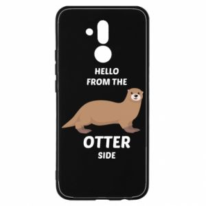 Etui na Huawei Mate 20 Lite Hello from the otter side