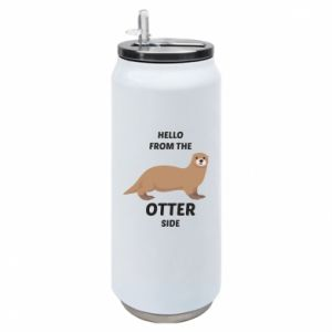 Puszka termiczna Hello from the otter side