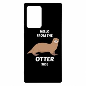 Etui na Samsung Note 20 Ultra Hello from the otter side