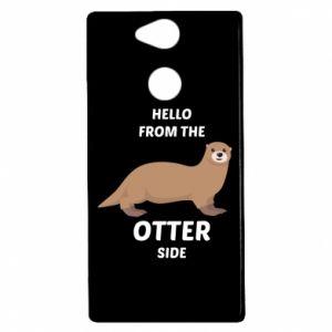 Etui na Sony Xperia XA2 Hello from the otter side