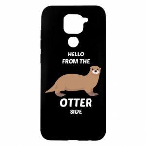 Etui na Xiaomi Redmi Note 9/Redmi 10X Hello from the otter side