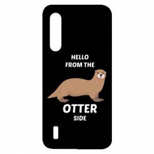Etui na Xiaomi Mi9 Lite Hello from the otter side