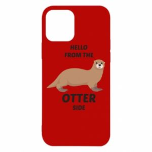 Etui na iPhone 12/12 Pro Hello from the otter side