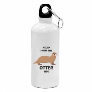 Bidon turystyczny Hello from the otter side