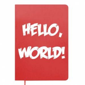Notes Hello, world!