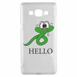 Samsung A5 2015 Case Hello