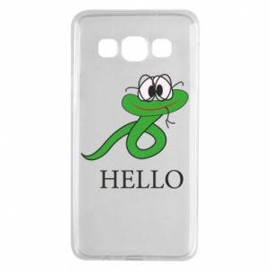 Samsung A3 2015 Case Hello