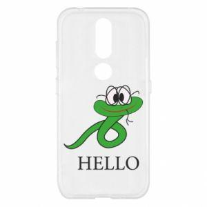 Nokia 4.2 Case Hello