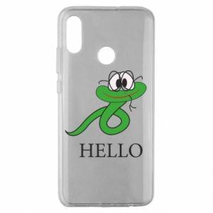 Etui na Huawei Honor 10 Lite Hello