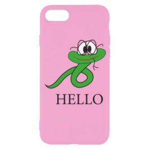 Etui na iPhone SE 2020 Hello