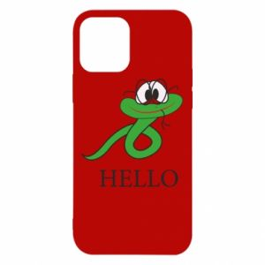 Etui na iPhone 12/12 Pro Hello