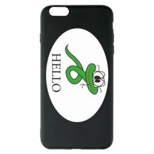 iPhone 6 Plus/6S Plus Case Hello